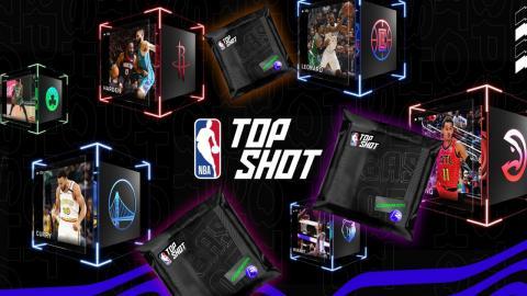 ของเล่นใหม่ NBA Top Shot สัมผัสคุณค่าทางจิตใจ รับกระแส NFT