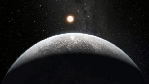 ดาวเคราะห์แปลกกระตุ้นให้ค้นหาสิ่งมีชีวิตนอกโลก