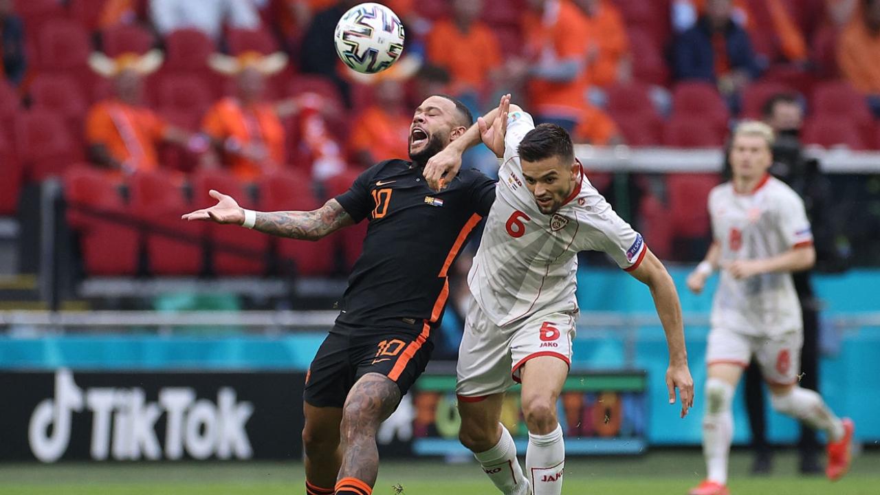 """""""เนเธอร์แลนด์"""" ถล่มมาซิโดเนียเหนือ 3-0, """"ออสเตรีย"""" เชือดยูเครน 1-0 ศึกยูโร 2020"""