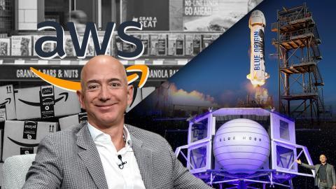 Jeff Bezos ปิดฉาก 27 ปี เล่นบทซีอีโอ Amazon ถึงเวลาหาความท้าทายใหม่
