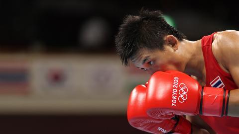 มวยไทยในโอลิมปิก