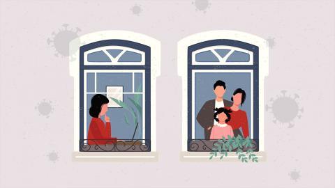 24 ชั่วโมงที่ต้องอยู่บ้านกักตัว ไม่ทะเลาะกับครอบครัวได้ไหม?