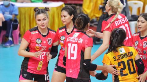 2 ทีมลูกยางหญิงไทย ร่วมสายคาซัคสถาน ศึกสโมสรชิงแชมป์เอเชีย