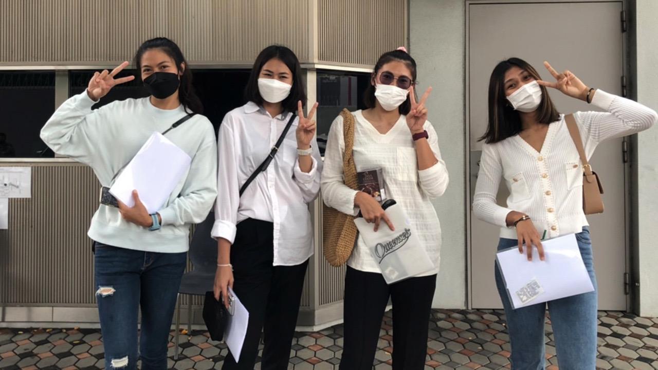 4 ลูกยางสาวทีมชาติไทย เข้าทำวีซ่า เตรียมลุยลีกญี่ปุ่น