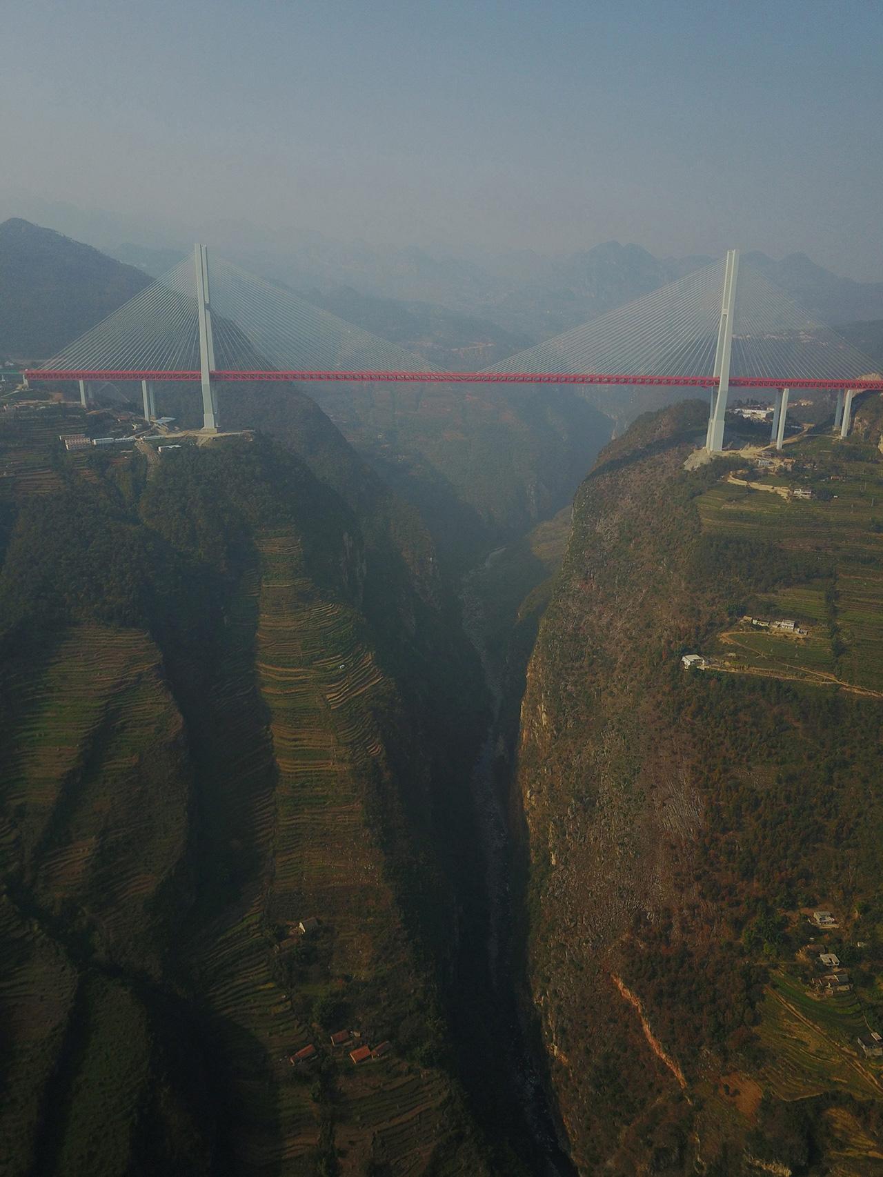 สะพานสูงที่สุดในโลก