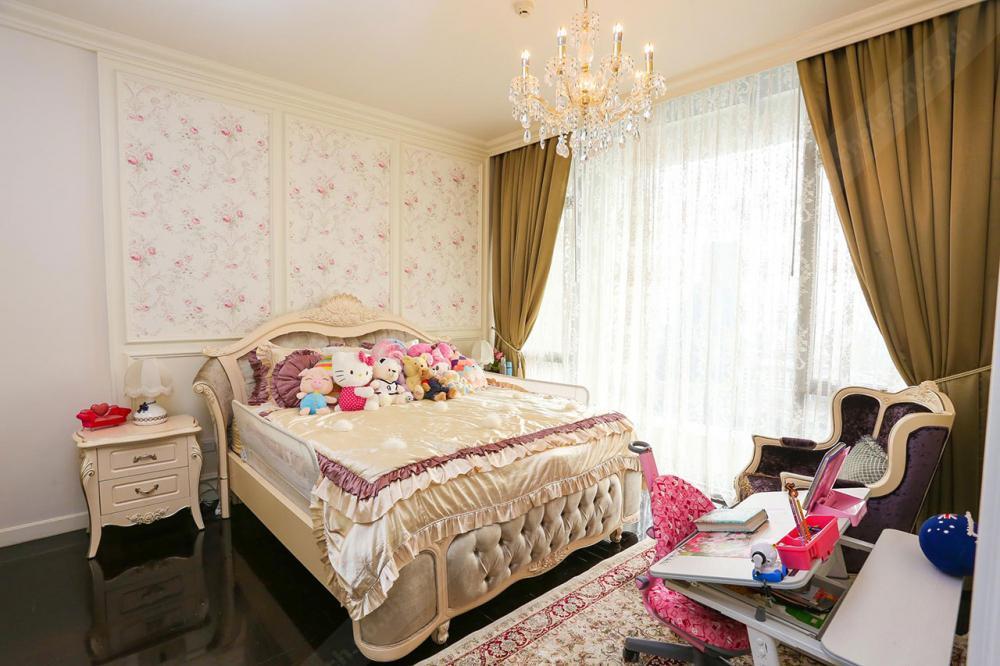 ห้องนอนลูกสาวสุดน่ารัก