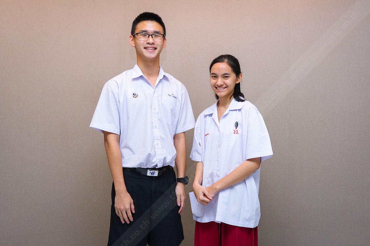 2 ตัวแทนเด็กไทย ไปศึกษาเรียนรู้ที่ศูนย์อวกาศและจรวดแห่งชาติสหรัฐฯ
