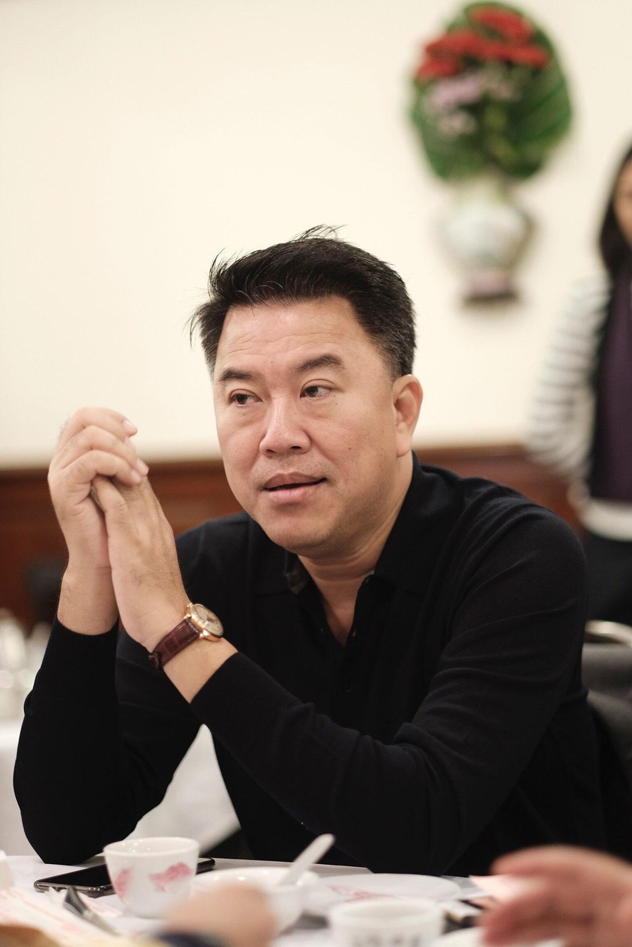 กรรมการผู้จัดการใหญ่ และประธานเจ้าหน้าที่บริหารธนาคารไทยพาณิชย์ SCB