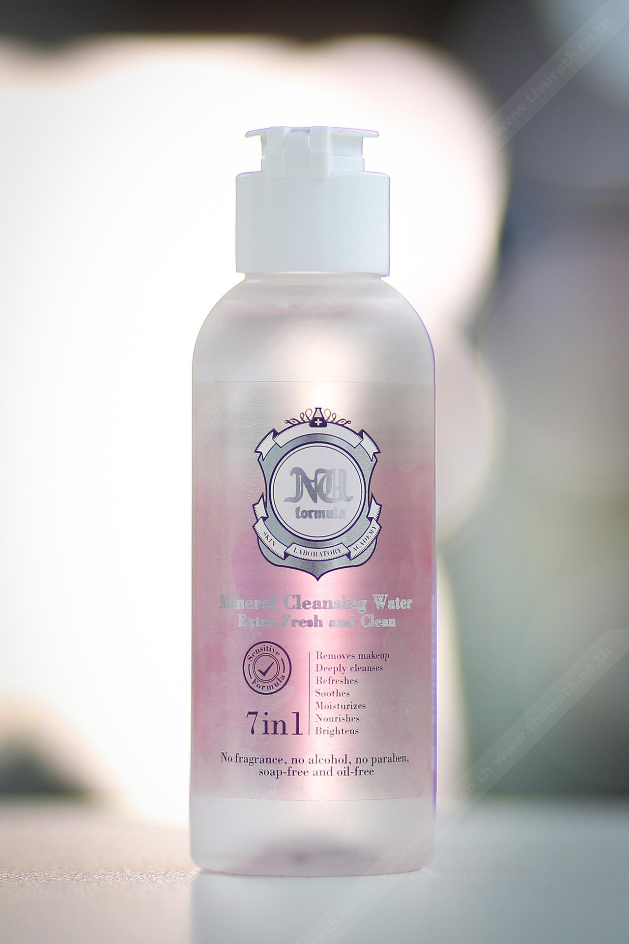 Nu Formula Mineral Cleansing Water Extra Fresh & Clean