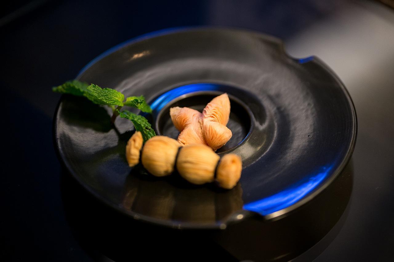 เมนูออร์เดิร์ฟขนมไส้หวาน-เค็ม ของเมืองหางโจว