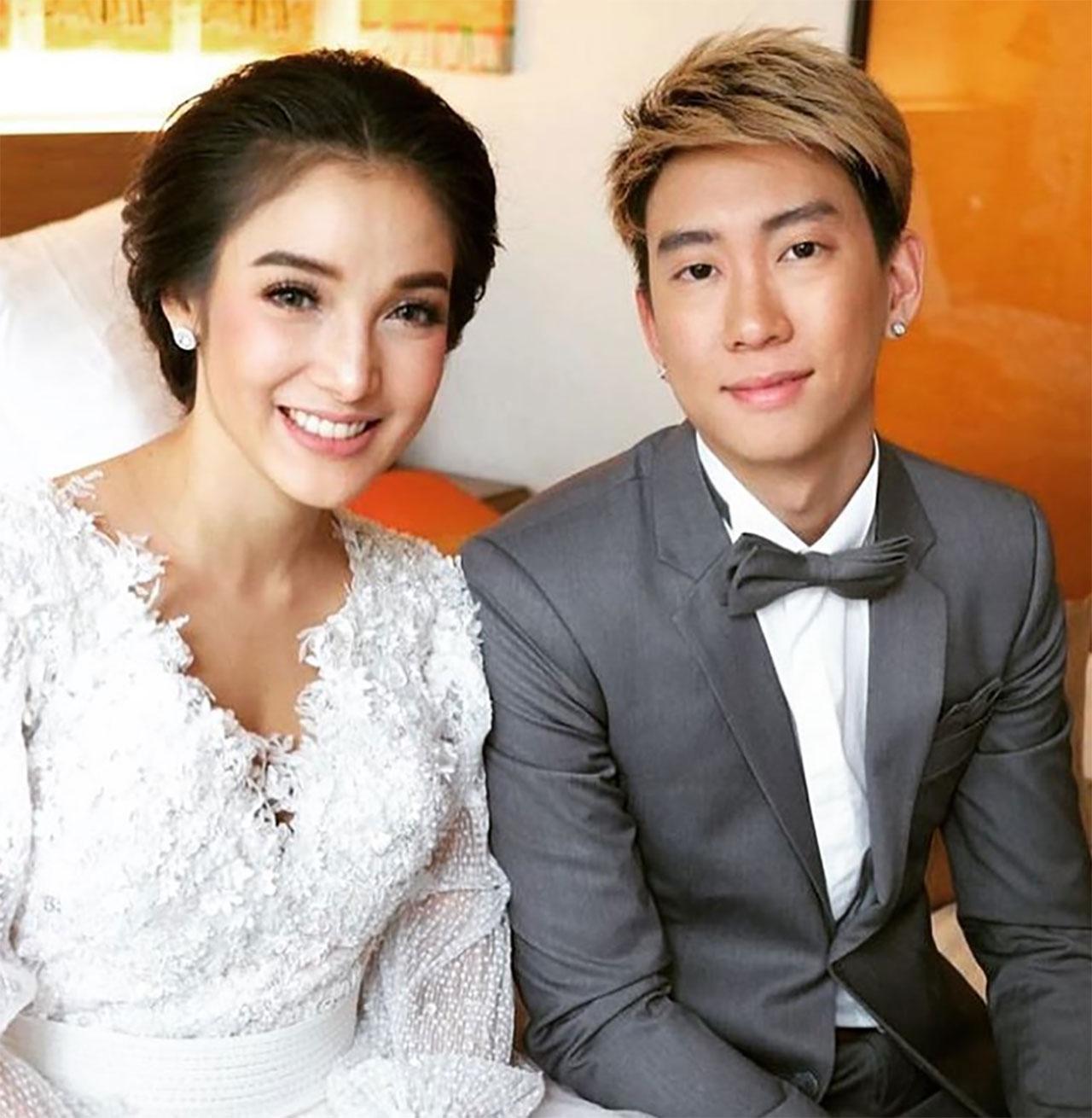 วันแต่งงานหวานชื่น