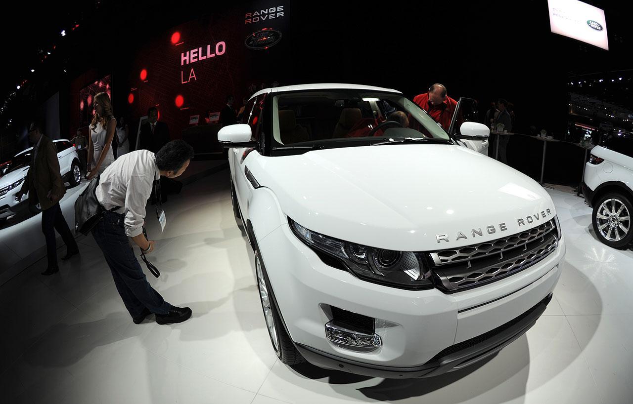 Range Rover นี่รถในฝัน ..คันใหญ่ไปไหนไปกัน