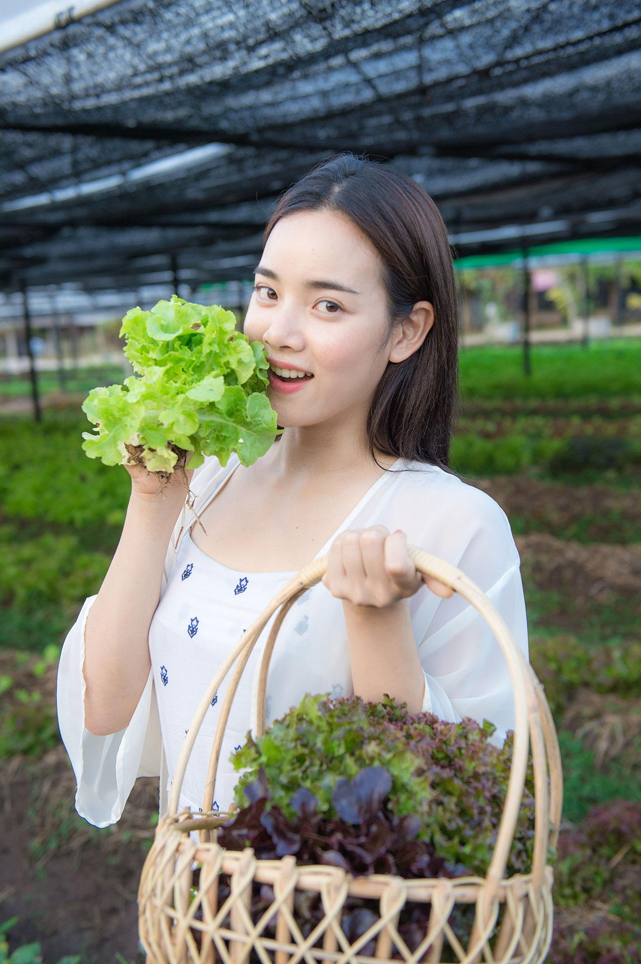 กินผักกัน