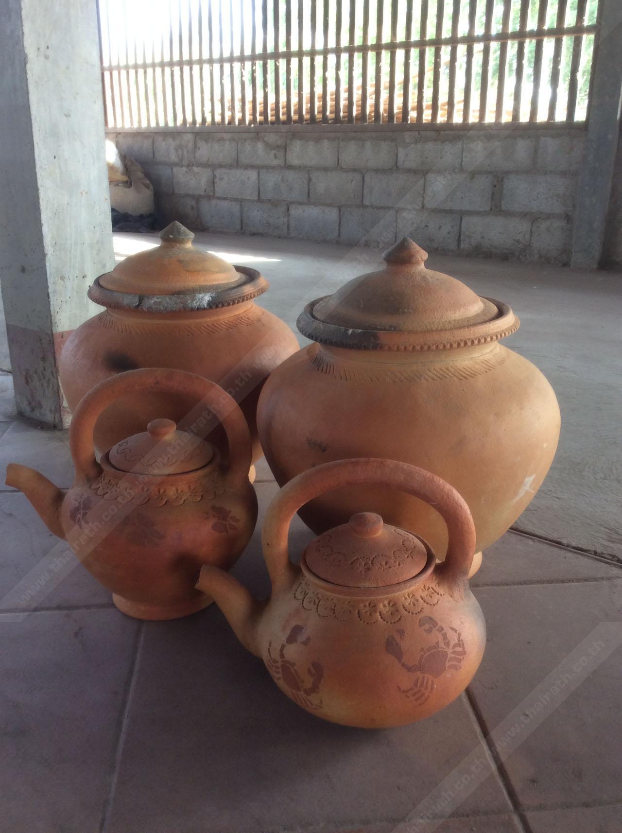 กาน้ำ ตุ่มน้ำ สไตล์ออริจินอล จากชุมชนบ้านหม้อ
