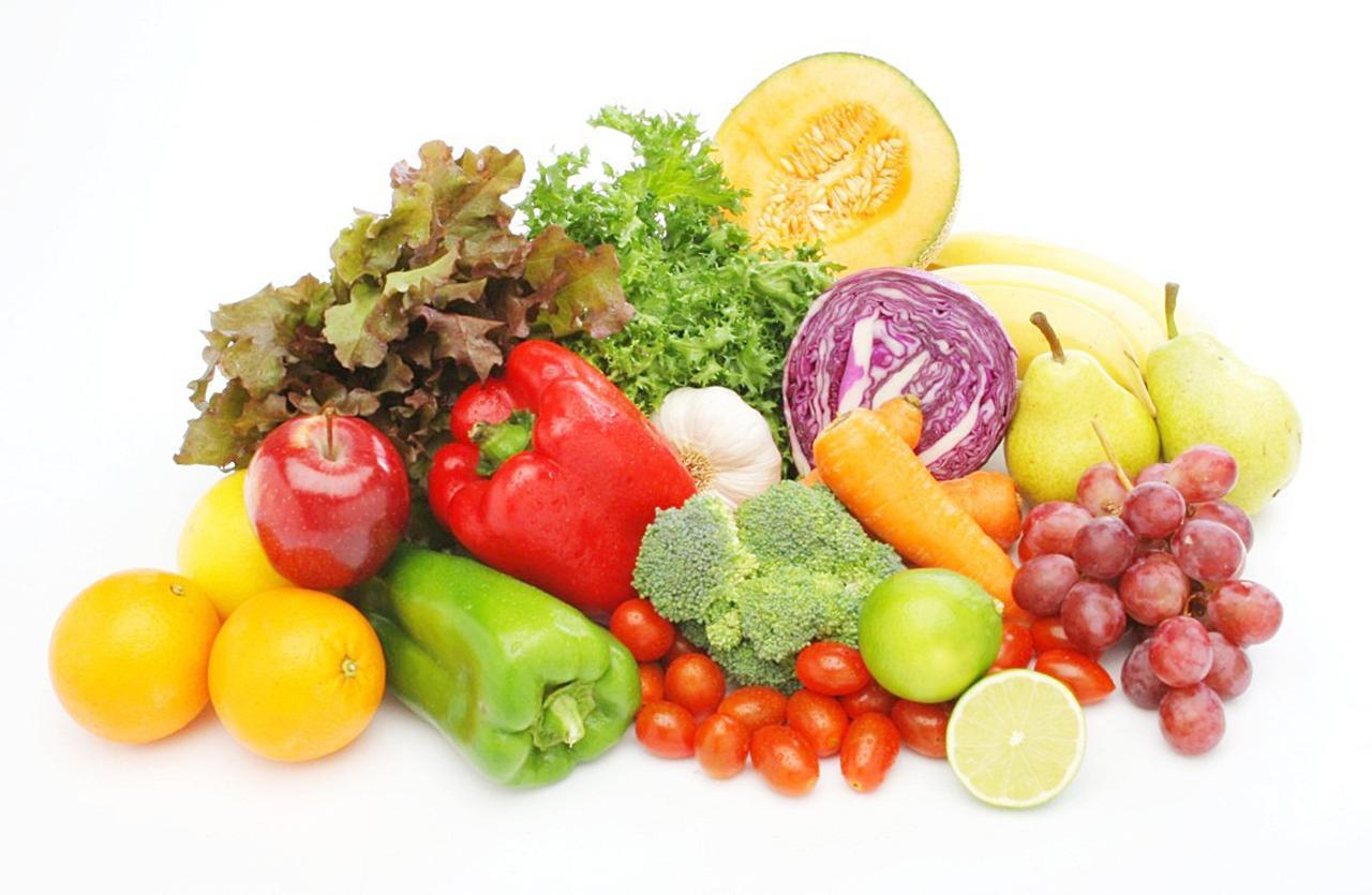 ผัก-ผลไม้  สารพัดคุณประโยชน์สูง !