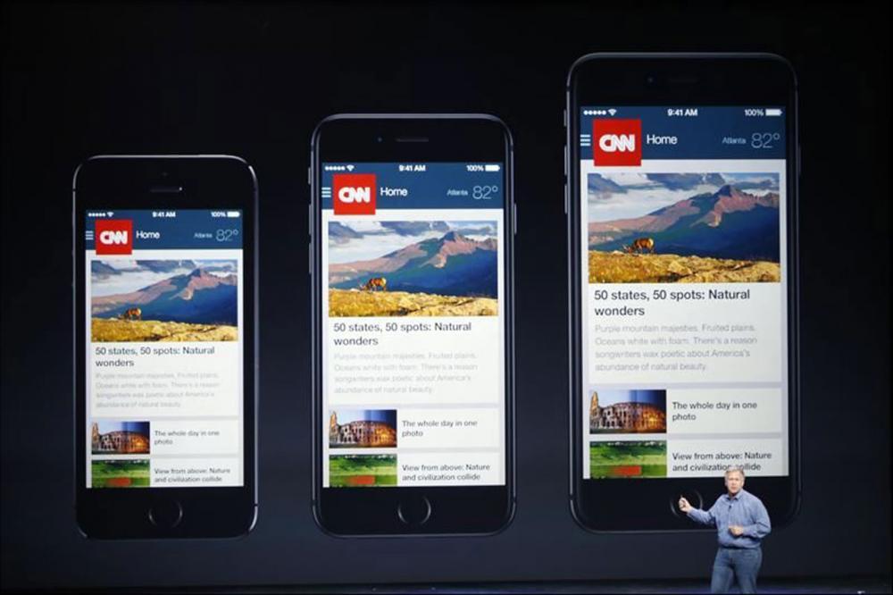 ไอโฟน 6เอส (iPhone 6S) คาดว่าจะออกมาปีนี้