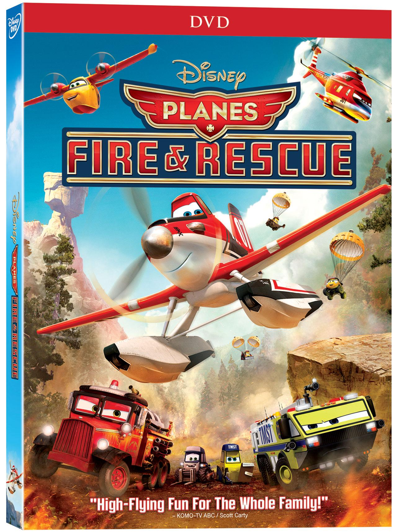 Planes: Fire & Rescue เพลนส์: ผจญเพลิงเหินเวหา