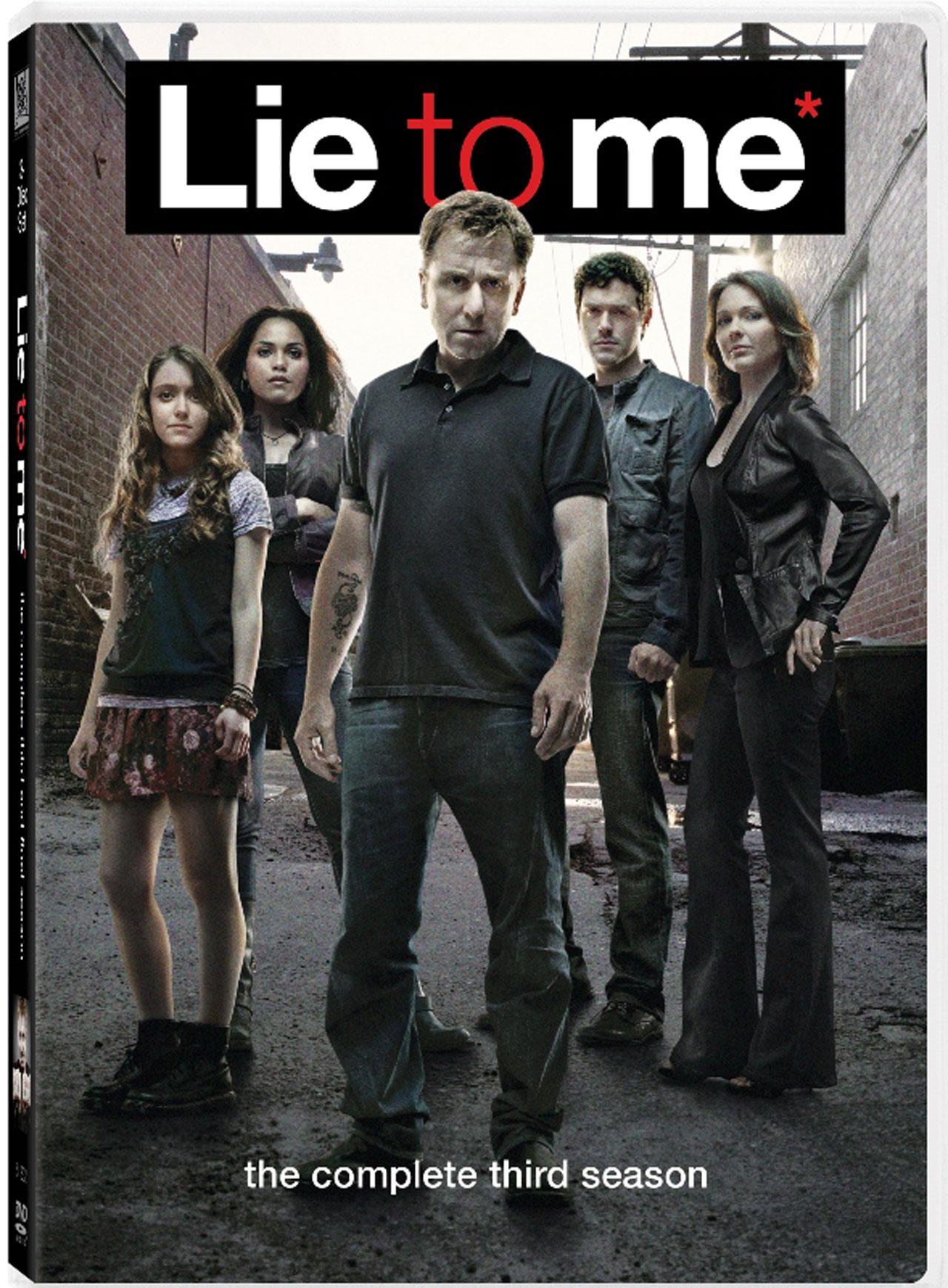 Lie To Me Season 3