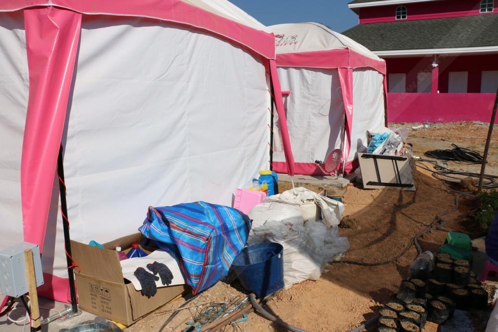 ห้องพัก ที่อยู่ระหว่างก่อสร้าง