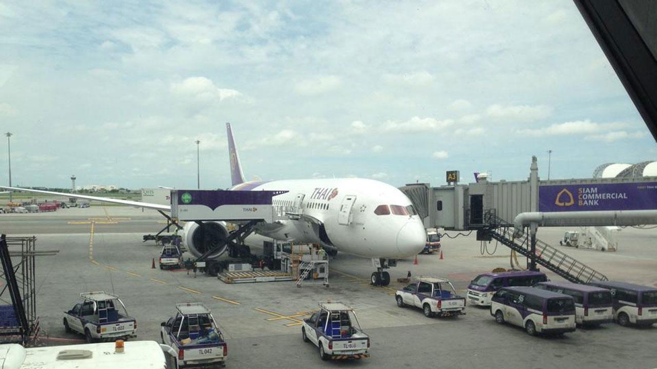 เครื่องบินโบอิ้ง 787-8 ดรีมไลเนอร์