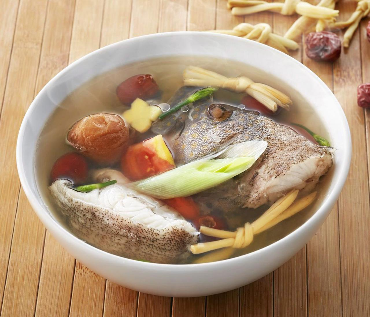 ซุปหัวปลา
