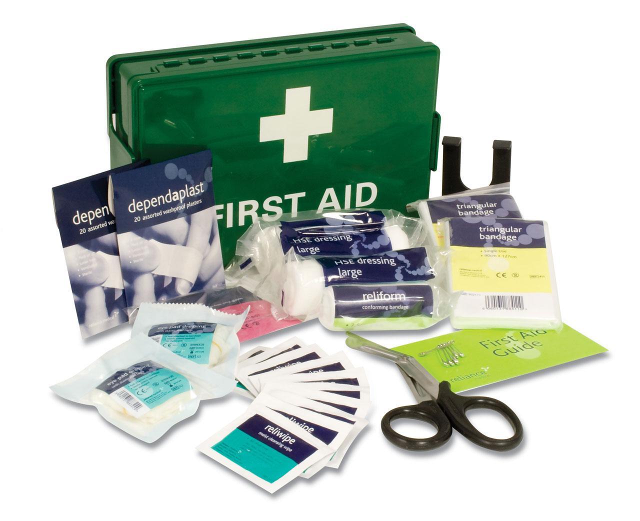 ยาและเครื่องปฐมพยาบาลเบื้องต้นต้องเตรียมไปอย่าได้ขาด