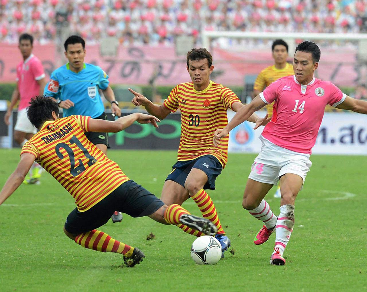 การแข่งขันฟุตบอลประเพณี