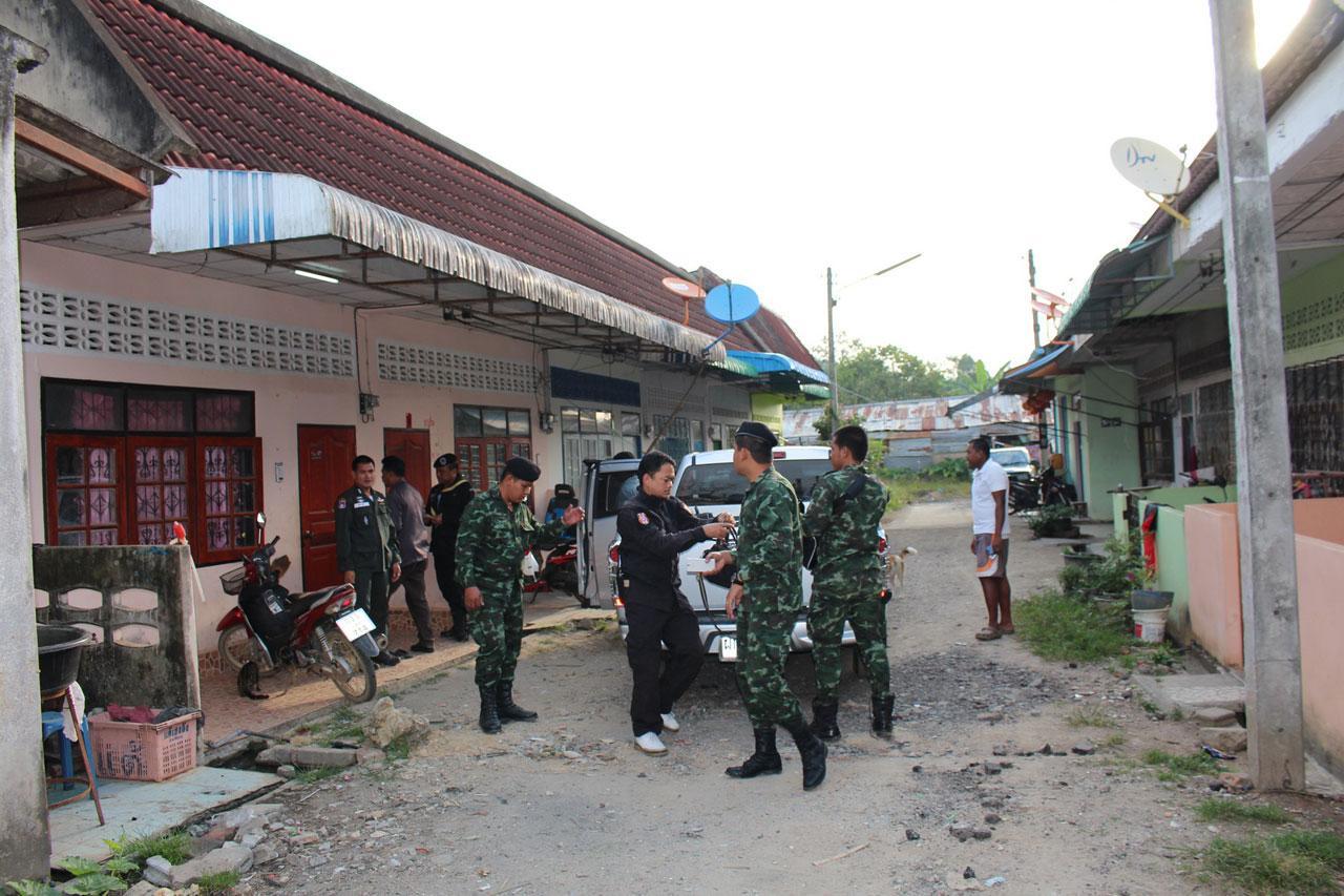 จนท.ทหารลงพื้นที่ จับกลุ่มค้ายาบ้า ยาไอซ์ ลอตใหญ่ที่ จ.ยะลา