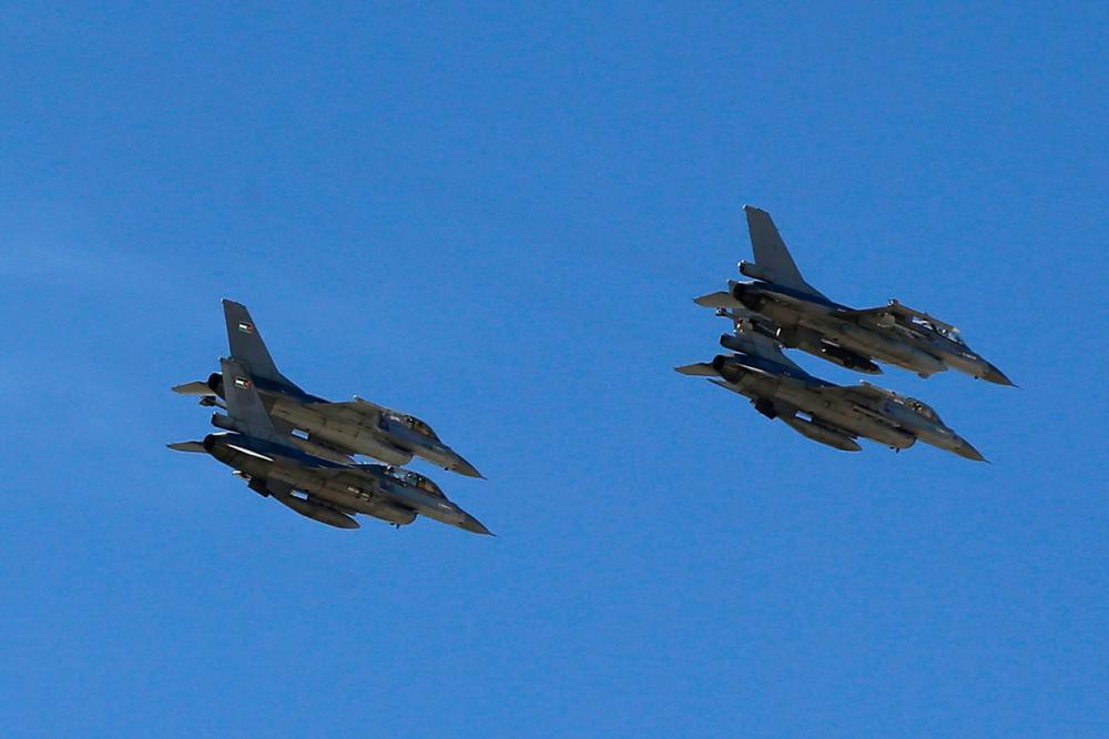 มีข่าวเมื่อวันพฤหัสบดี (5 ก.พ.) ว่า จอร์แดนส่งเครื่องบินรบโจมตีทางอากาศใส่กลุ่มไอซิสในซีเรีย