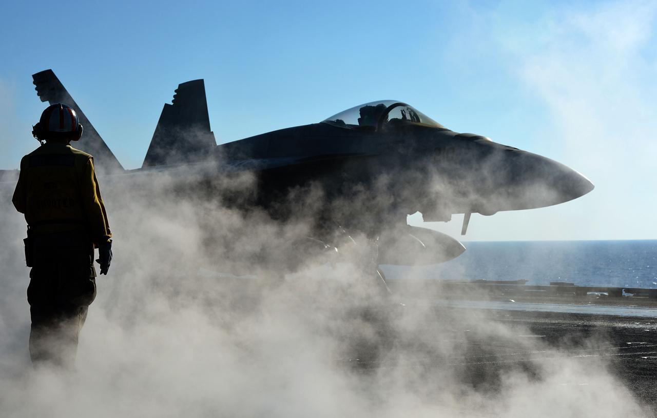 F/A-18 E