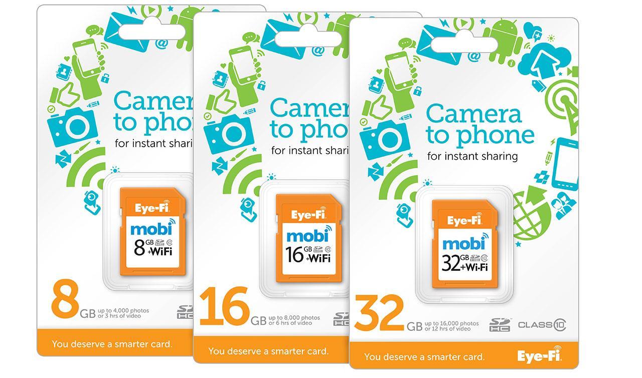 EyefiMobi WiFi SD Card