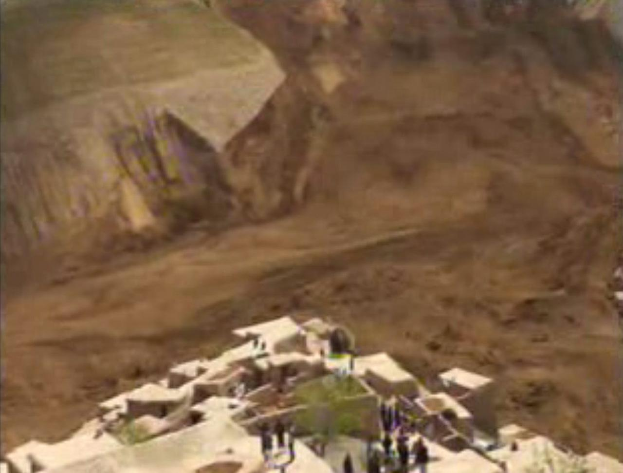 สภาพหมู่บ้าน ในจังหวัด'บาดัคซาน'ทางตะวันออกเฉียงเหนือ'อัฟกานิสถาน'