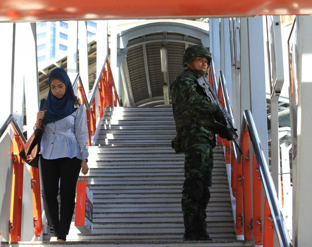รัฐบาลญี่ปุ่นแสดงความกังวลหลังกองทัพไทยประกาศกฎอัยการศึก