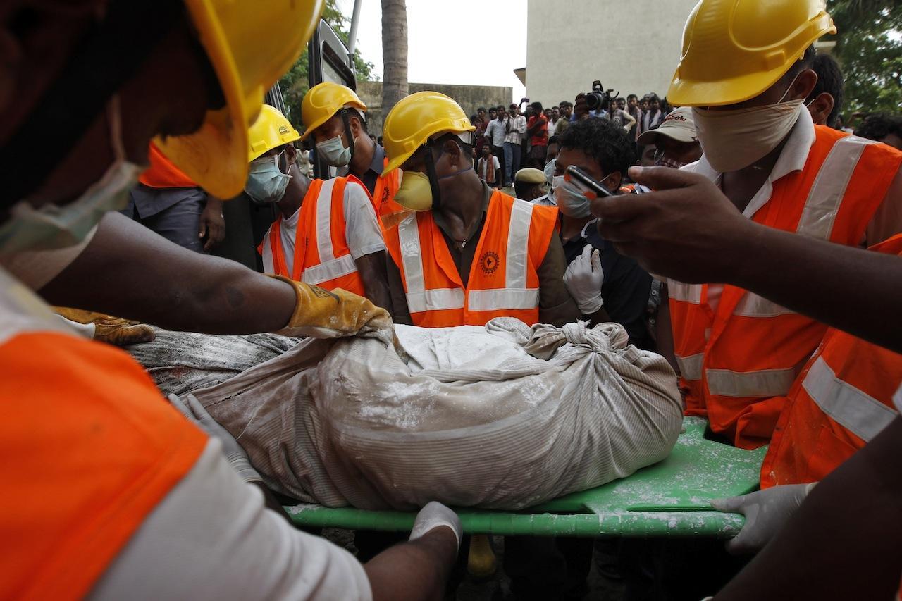 หน่วยกูภัยพบศพผู้เสียชีวิตเพิ่มอีก