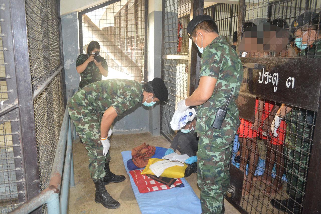 ทหารลุยปราบยาเสพติด