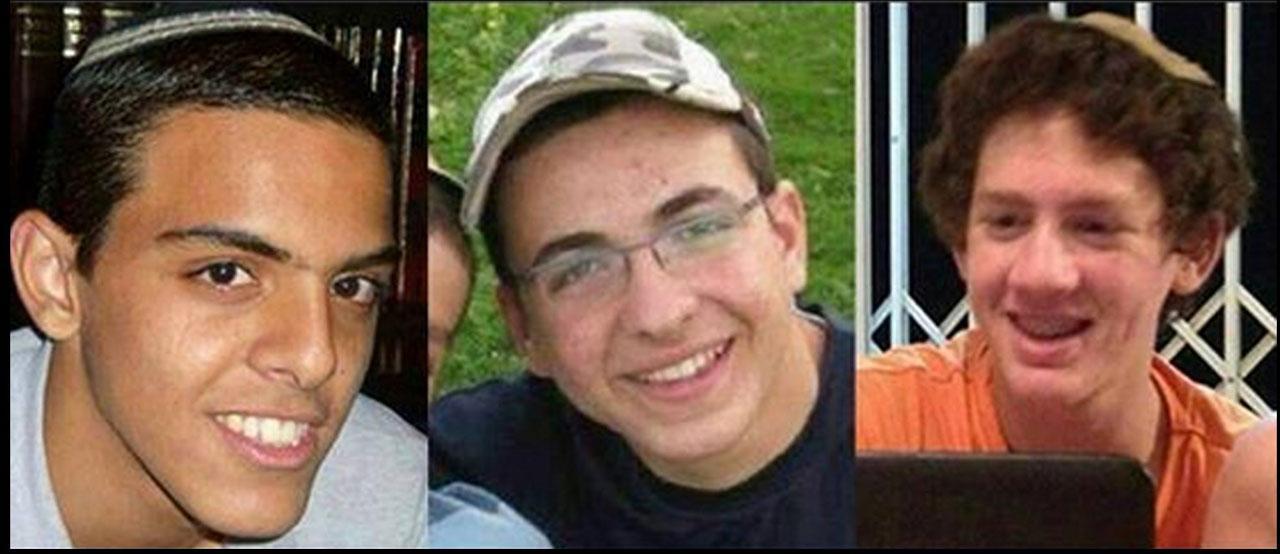 วัยรุ่นชายทั้ง 3 ที่ถูกลักพาตัวไปสังหาร
