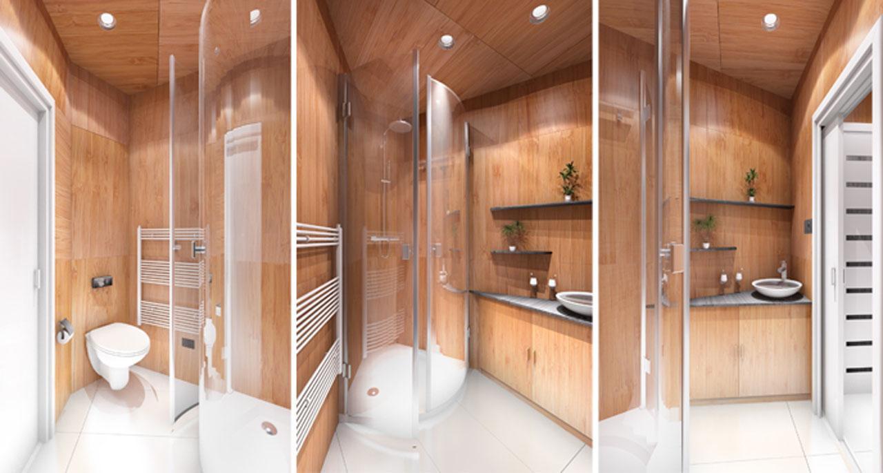 ออกแบบภายในบ้าน ที่เปลี่ยนจากป้ายโฆษณาธรรมดาๆ