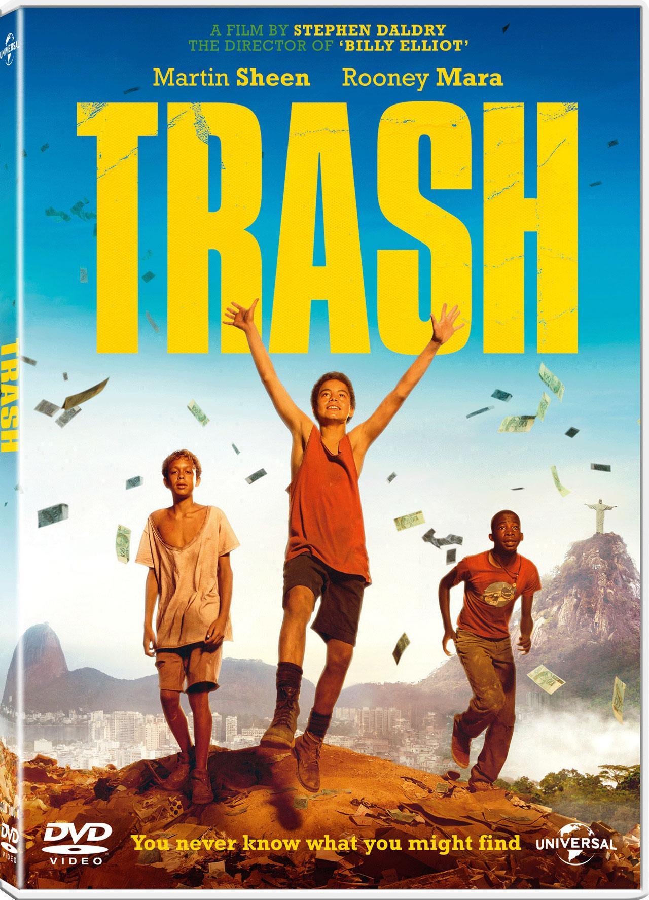 Trash : แทรช พลิกชะตาคว้าฝัน