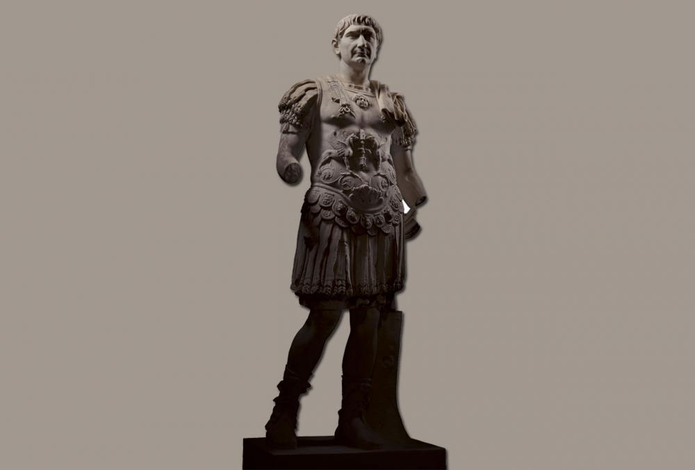 จักรพรรดิทราจันซึ่งทรงครองราชย์ระหว่าง ค.ศ. 98 – 117