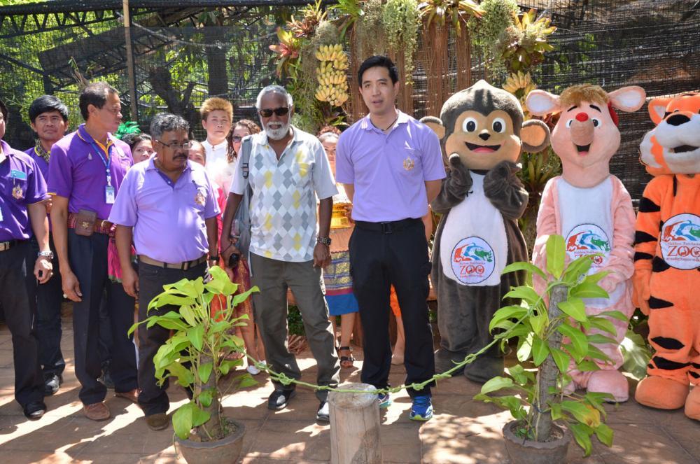 สวนสัตว์นครราชสีมา แนะนำสมาชิกใหม่ ตัวลีเมอร์ แห่งมาดากัสการ์