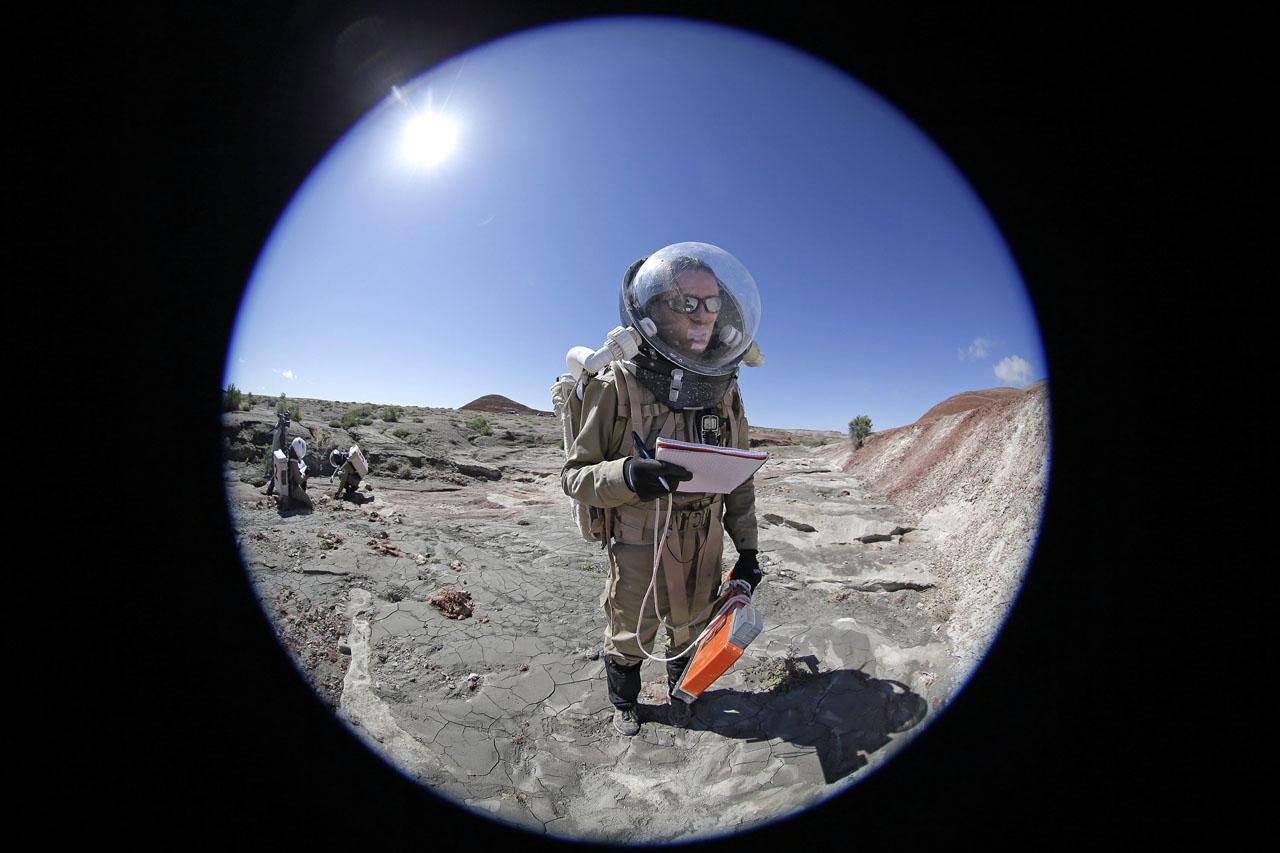ศูนย์วิจัยดาวอังคาร