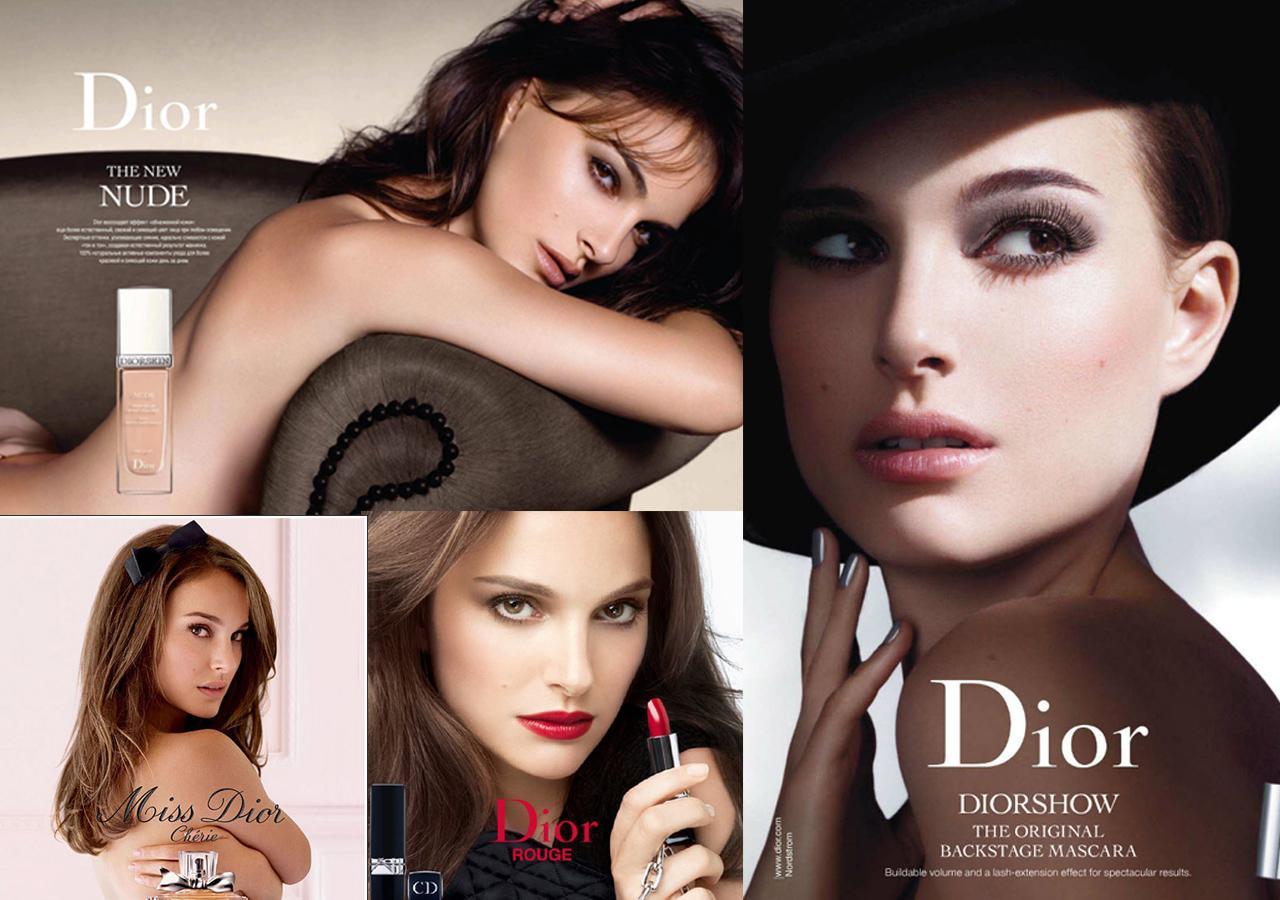 นาตาลี พอร์ตแมน เหมาหลายตัวให้กับ ดิออร์ Dior