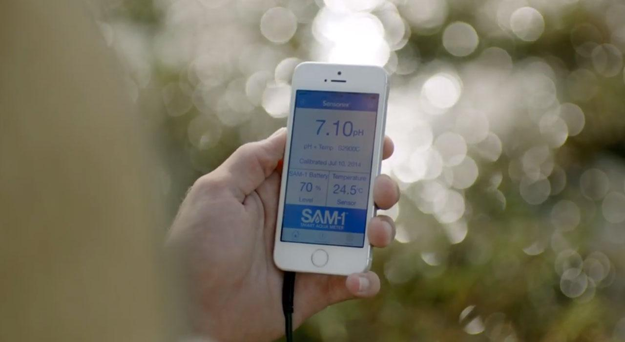 แอพลิเคชั่น SAM-1