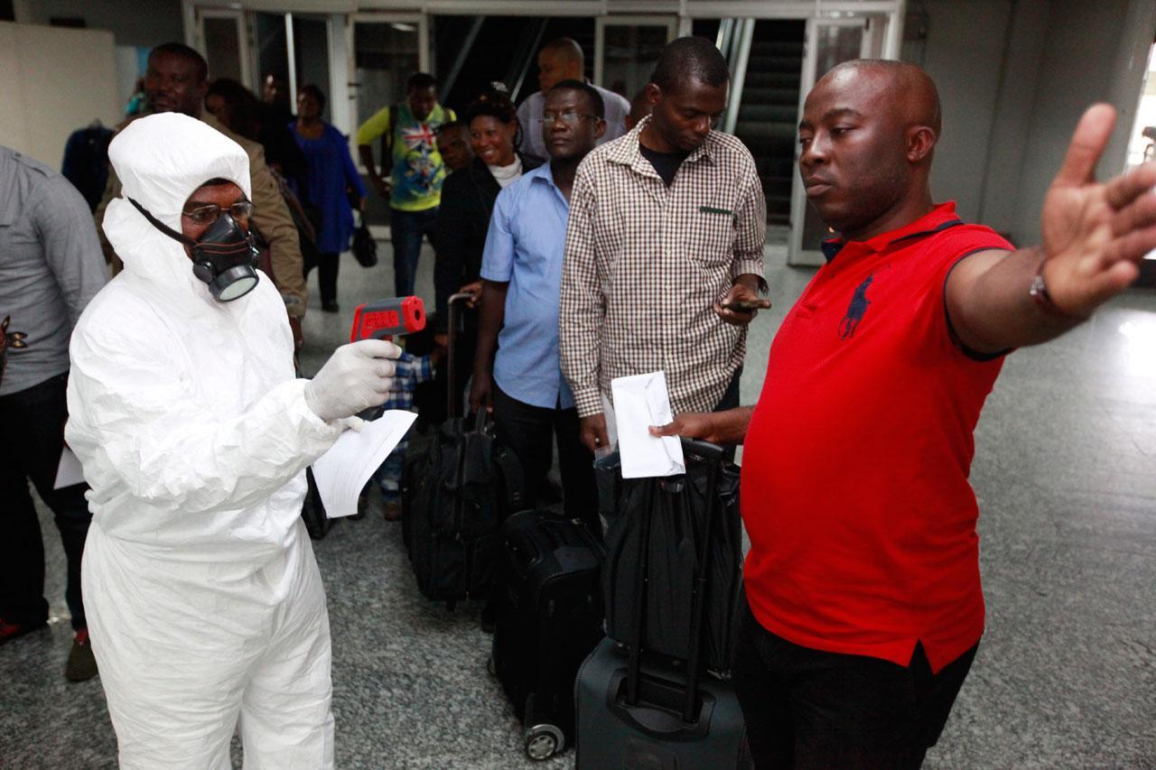 ไนจีเรียกำลังเผชิญหน้ากับสถานการณ์อีโบลาระบาดรุนแรงมากขึ้น