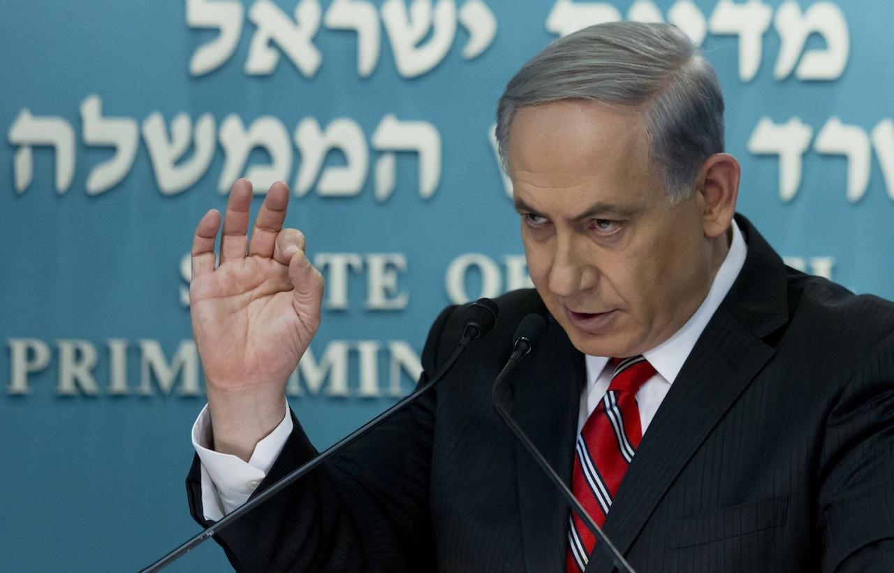 เบนจามิน เนทันยาฮู นายกรัฐมนตรีแห่งอิสราเอล