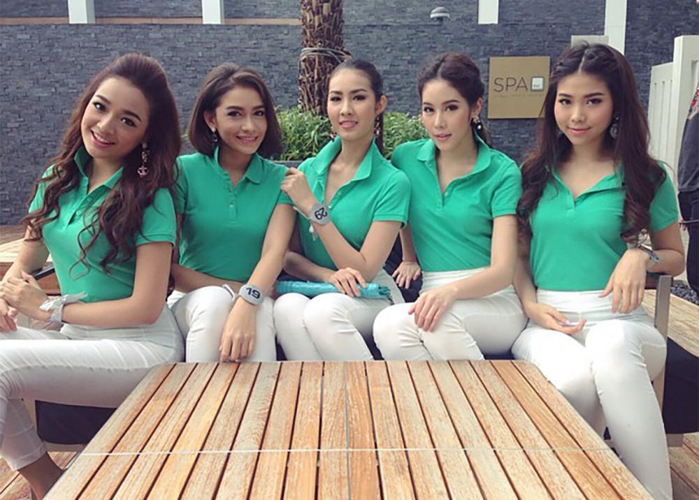 5 สาว สวยต่างแบบ