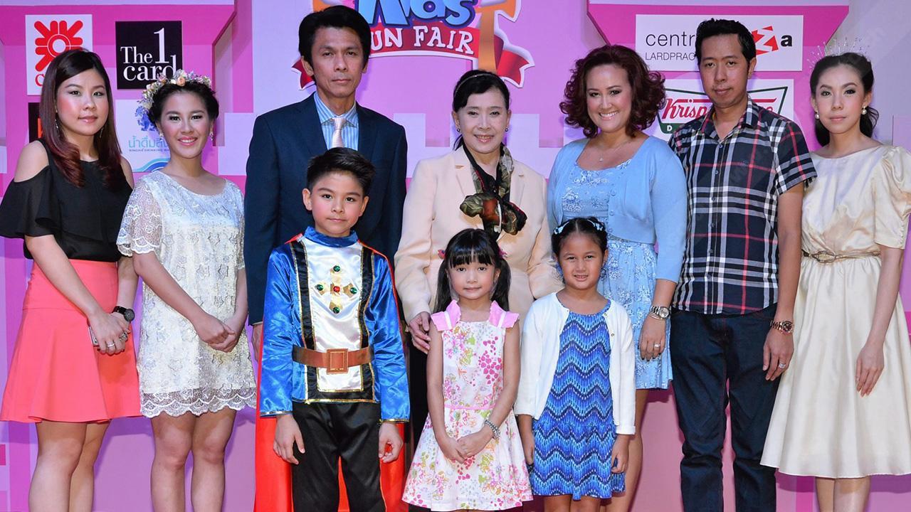 """เด็กชอบ  -  ปวีณา หงสกุล และ สาธิต วิกรานต์ธนากุล เปิดงาน """"Kids Fun Fair 2014"""" ดินแดนแห่งความฝัน รวมสถาบันสอนพิเศษชั้นนำของไทยมาพัฒนาศักยภาพเยาวชนตัวน้อย จัดถึง 15 ก.ย. โดยมี คริสติน่า เศรษฐบุตร และ ณัชชา ศรีพนารัตนกุล มาร่วมงานด้วย ที่เซ็นทรัล ลาดพร้าว วันก่อน."""