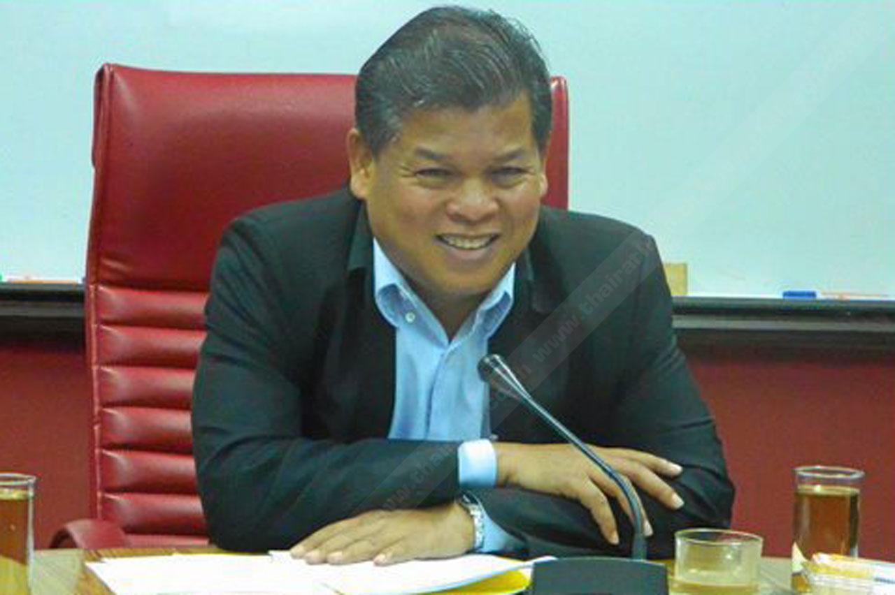 ดร.บัณฑิตย์ ศรีพุทธางกูร