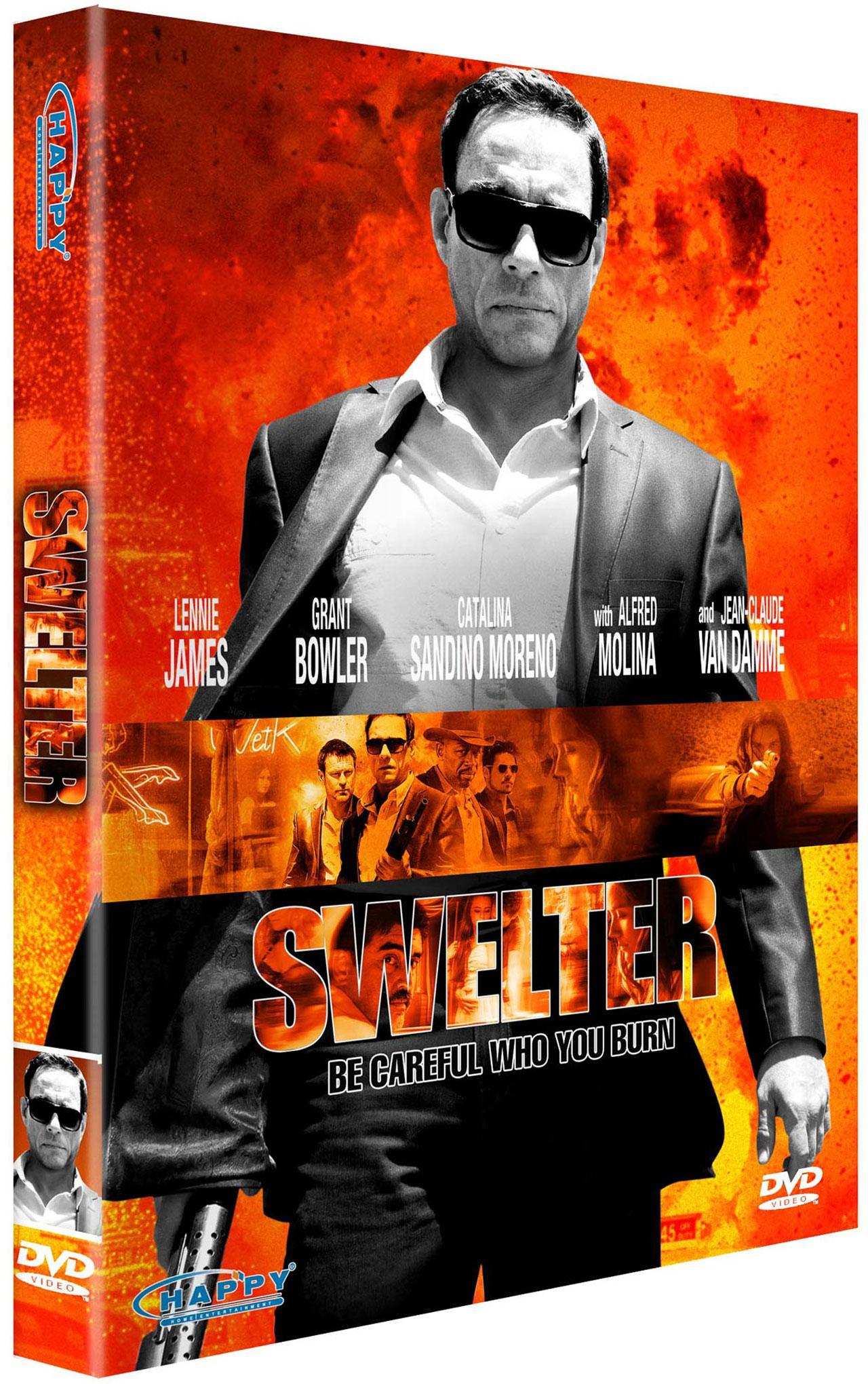Swelter : ปล้น ฉะ นรก
