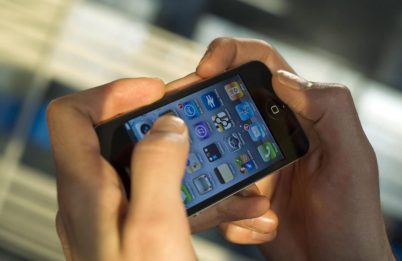 เด็กยุคใหม่โตพร้อมกับโทรศัพท์เป็นอวัยวะชิ้นที่ 33 จริงหรือ ?!?